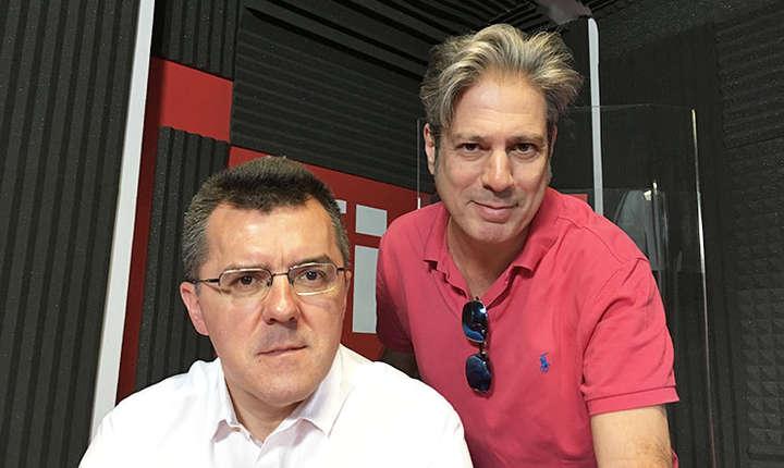 Dan Dungaciu și Nicolas Don