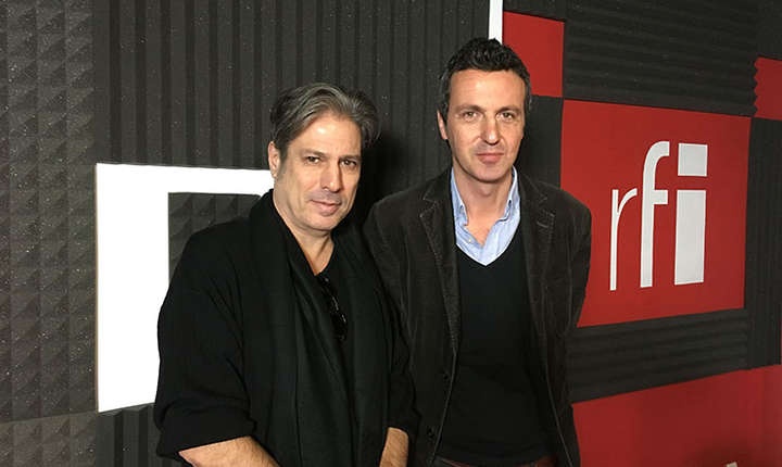 Nicolas Don et Laurent Couderc