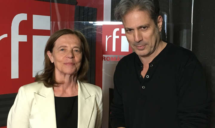 Margarida Marques et Nicolas Don