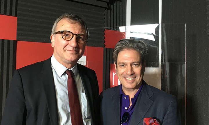 Maurice Braud et Nicolas Don