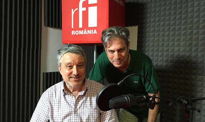 Petru Clej et Nicolas Don