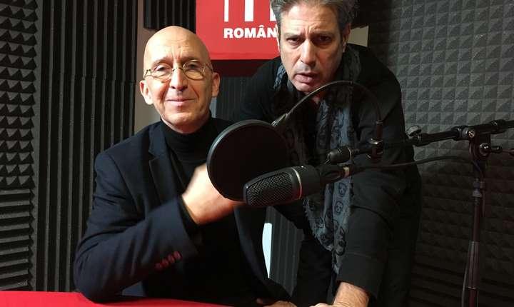 Philippe Gustin et Nicolas Don