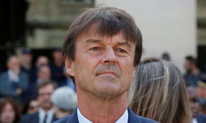 Nicolas Hulot, ministrul francez al Tranzitiei Ecologice
