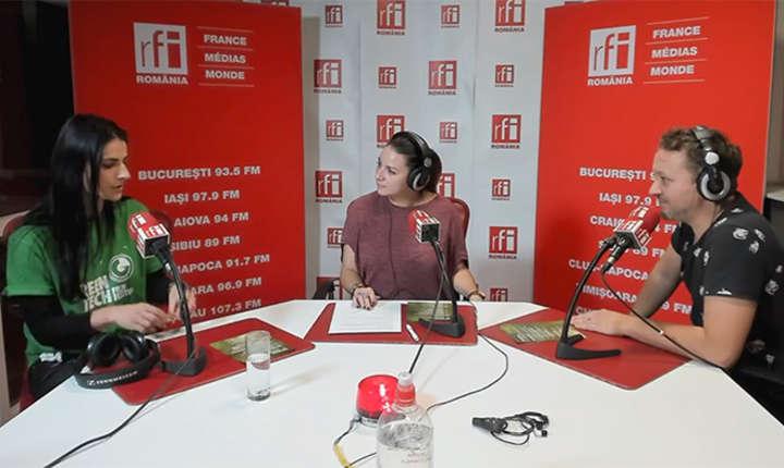 Nicoleta Talpeș, Andreea Pietroșel și Florin Grozea