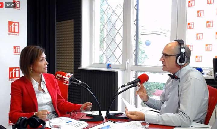 Nicoleta RADU şi Sergiu COSTACHE
