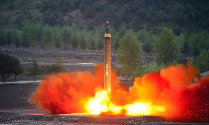 China protesteaza în mod oficial pe lângă Coreea de Nord, dupa cel mai puternic test realizat pana acum de Phenian.