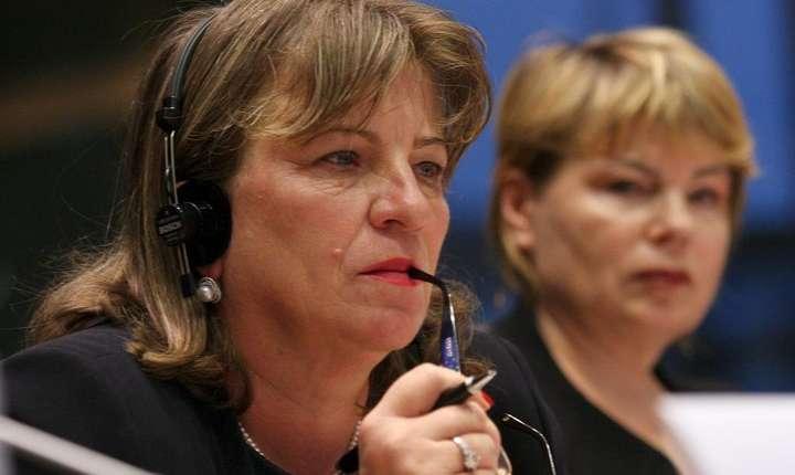 Norica Nicolai crede că s-ar impune demisia şefei DNA (Sursa foto: noricanicolai.ro)