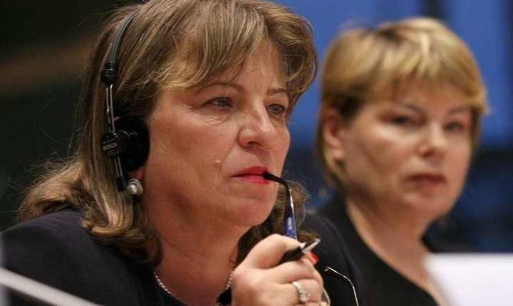 Norica Nicolai consideră normală decizia ÎCCJ privind adunările publice (Foto: noricanicolai.ro)