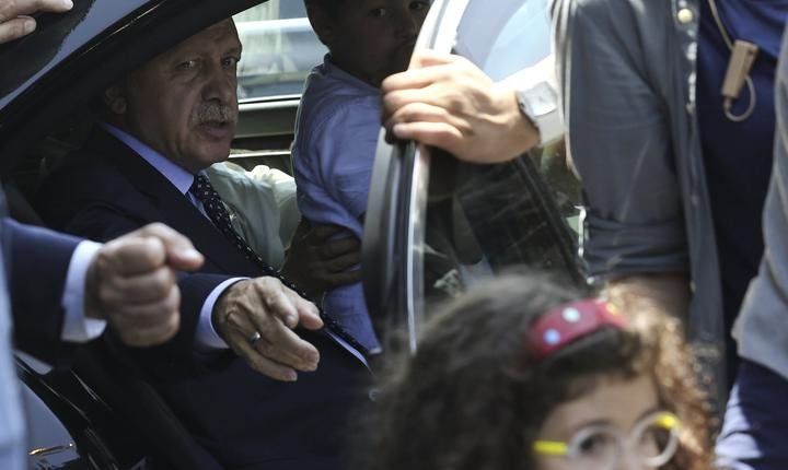 Preşedintele turc, Recep Erdogan (Foto: Reuters/Huseyin Aldemir)