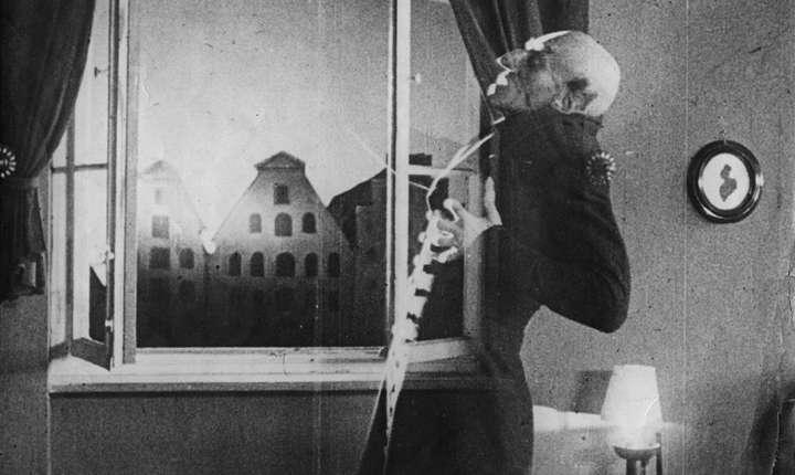 "Proiecție ""Nosferatu"""