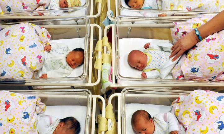 Nou născuți în Marea Britanie