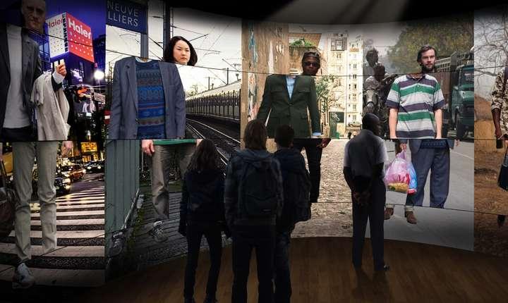 Nous et les autres - Noi si ceilalti - expozitie la Muzeul Omului din Paris