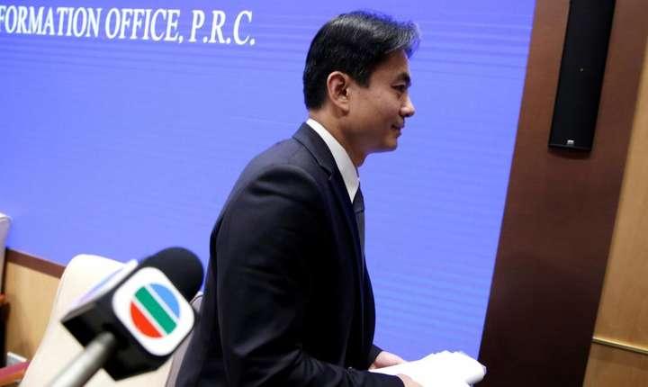 'Nu subestimati vreodata puterea imensa a guvernului central', a declarat într-o conferinta de presa purtatorul de cuvânt al Biroului chinez de afaceri pentru Hong Kong si Macao, Yang Guang.