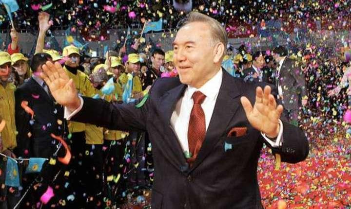 """Nursultan Nazarbaev, """"Părinte al Națiunii"""" pe viață"""