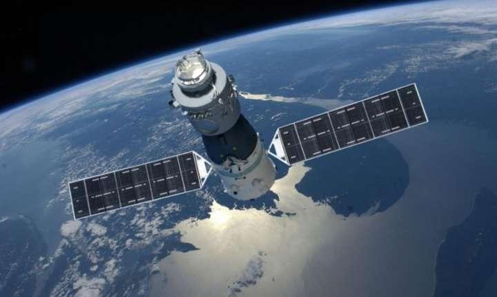 Staţia spaţială chineză Tiangong 1