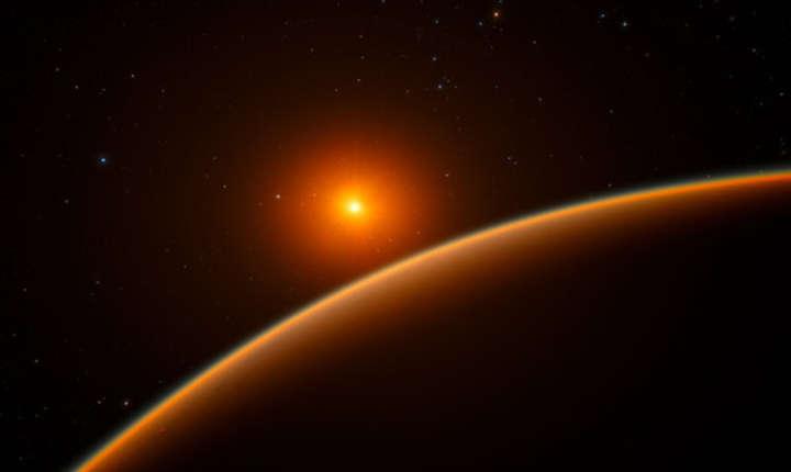 Cercetătorii au descoperit o planetă asemănătoare Pământului, LHS 1140b (Sursa foto: M. Weiss/CfA via space.com)