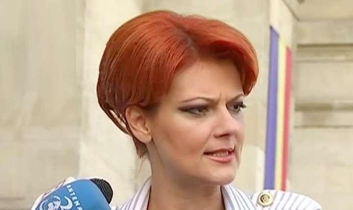 Klaus Iohannis respinge numirea Liei Olguta Vasilescu si a lui Ilan Laufer