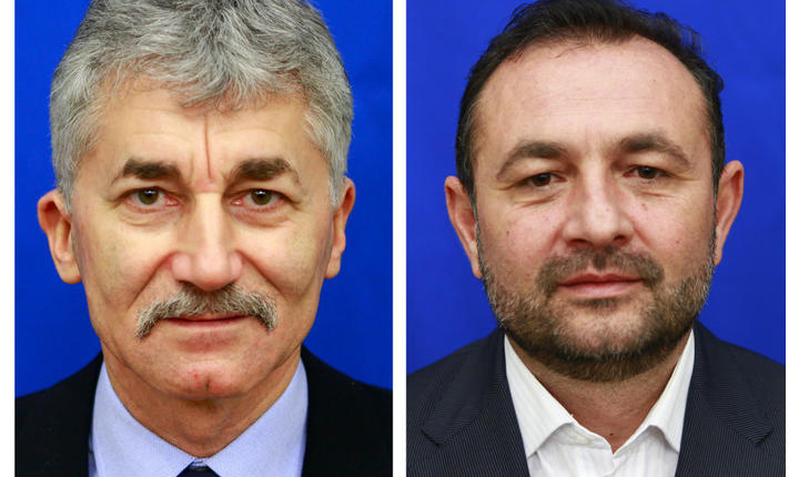 Cei doi deputați sunt acuzați de corupție într-un dosar privind retrocedările