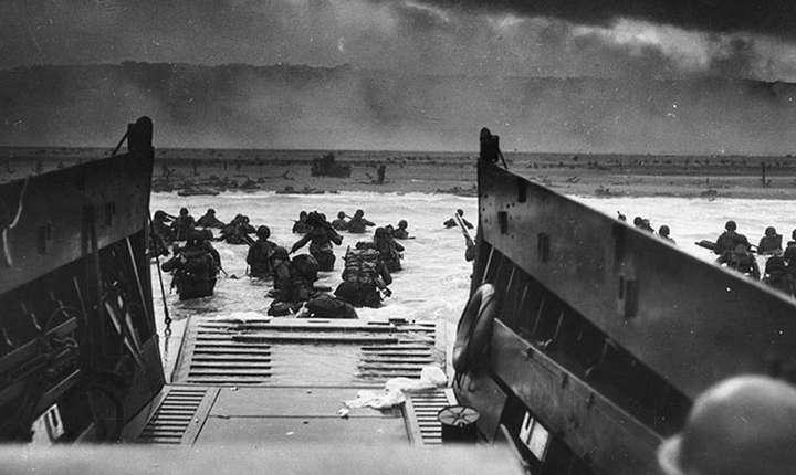 6 iunie 1944, ziua Debarcării în Normandia