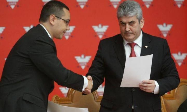 Şeful UNPR, Gabriel Oprea, a fost numit premier în locul lui Victor Ponta, aflat în convalescenţă în Turcia