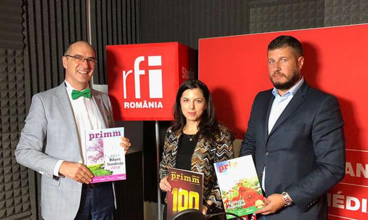 Sergiu COSTACHE, Andreea RADU și Narcis PĂVĂLAȘCU la radio