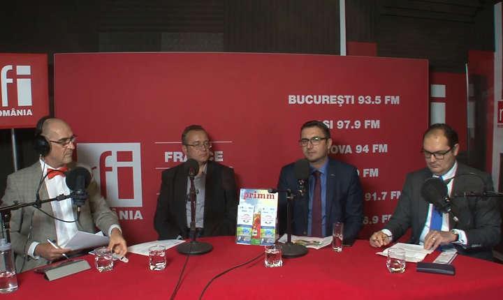 Invitații lui Sergiu Costache la Ora de risc
