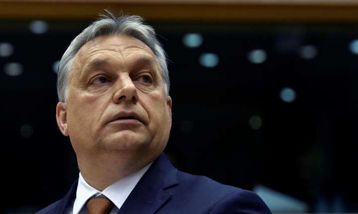 Premierul maghiar Viktor Orban este la originea controversatei legi anti-ONG