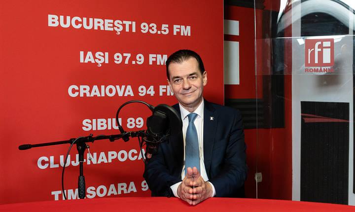 Ludovic Orban: PNL va sprijini cu toate forțele referendumul din 26 mai
