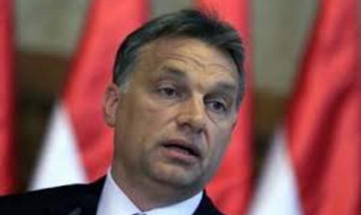Viktor Orban considera ca situatia refugiatilor nu este o problema a Europei ci a Germaniei