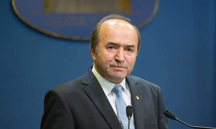 Tudorel Toader anunţă adoptarea OUG pe justiţie (Sursa foto: gov.ro)