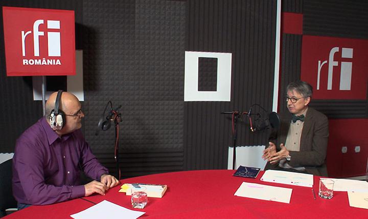 Ovidiu Nahoi și Horia-Roman Patapievici la RFI