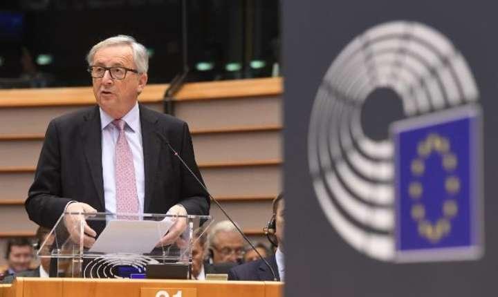 Juncker în planera PE