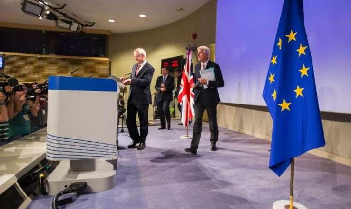 Barnier Davis 19 iunie 2017