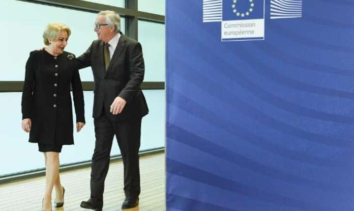 Juncker Dancila