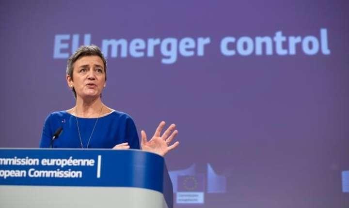 Margrethe Vestager Siemens