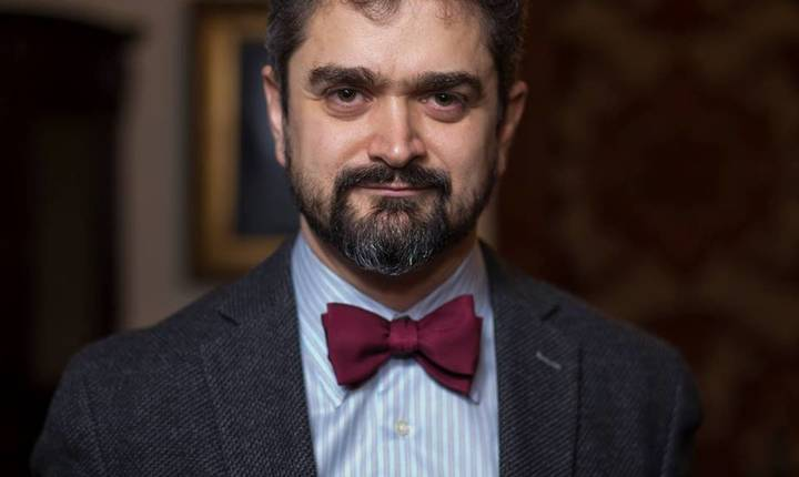 Theodor Paleologu vrea să fie președintele României (Sursa foto: Facebook/Theodor Paleologu)