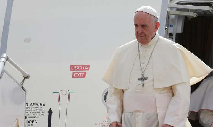 Papa Francisc efectueaza al saselea voiaj in America Latina