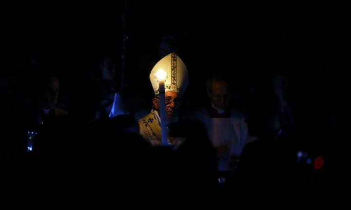 Papa Francisc, mesaj de speranță de Paștele Catolic