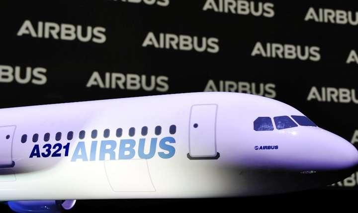 Paris şi Berlin controlează fiecare 11 % din capitalul companiei europene Airbus.