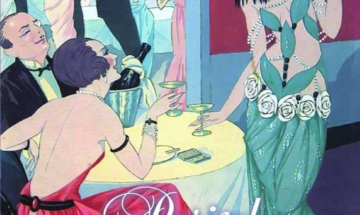 Parisul anilor nebuni de Mary Sperling McAuliffe