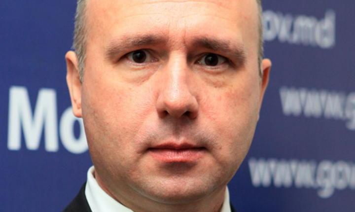La Chisinau, guvernul Pavel Filip primeste votul de incredere in Parlament