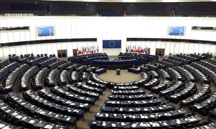 Plenul PE de la Strasbourg