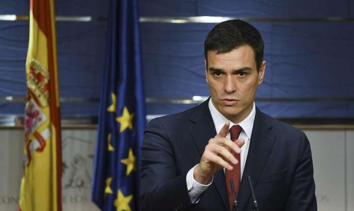 Pedro Sanchez este noul premier al Spaniei.