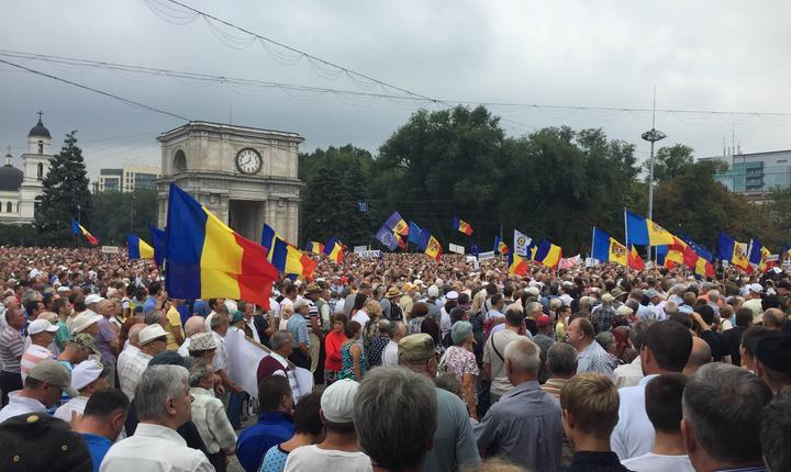 Piata Marii Adunari Nationale