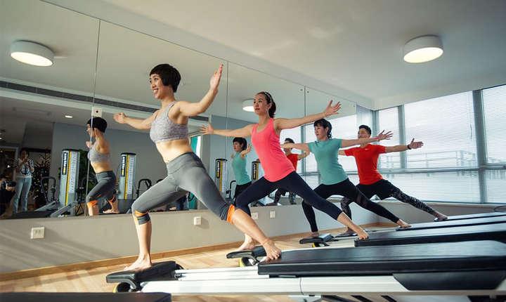 Sala de sport - pilates