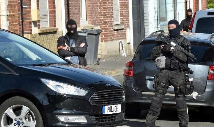 Politia a desfasurat pe 17 octombrie 2017 mai multe actiuni în mediul dreptei radicale franceze (Foto de ilustratie)