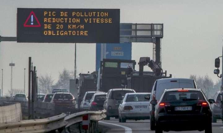 Peste 500.000 de oameni au murit prematur în Europa în 2014 din cauza poluàrii atmosferice