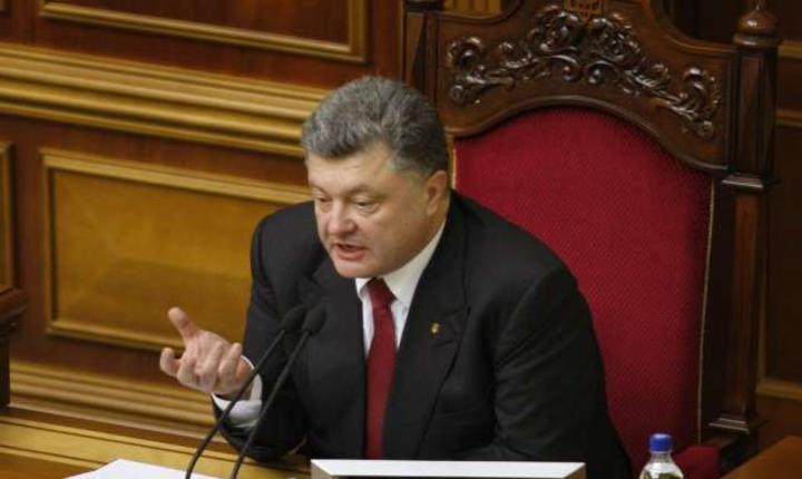 Președintele Petro Poroșenko