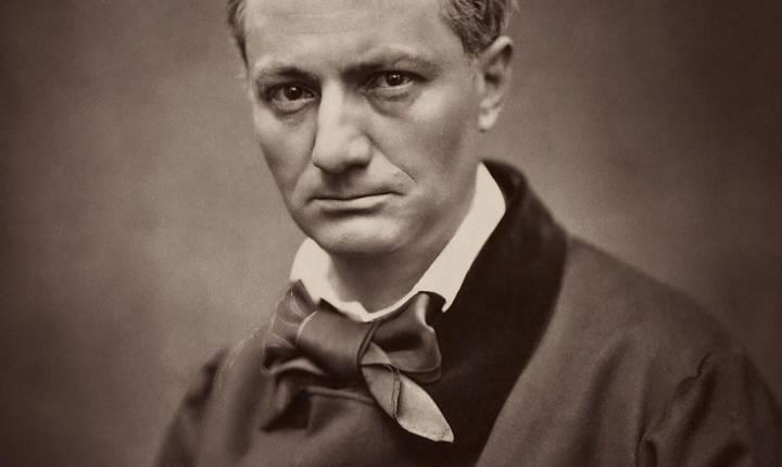 Charles Baudelaire în 1862