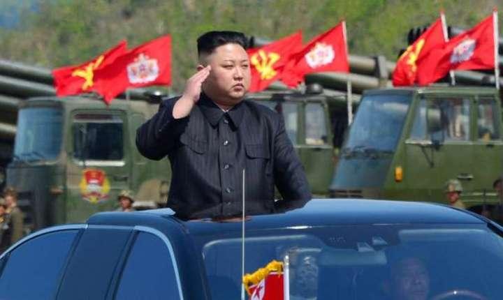 Kim Jong-un ar vrea ca sportivii nord-coreeni să participe la Olimpiada de iarnă din Coreea de Sud (Foto: KCNA via Reuters/arhivă)
